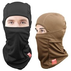 ea5ecf57c6d Dimples Excel Balaclava Motorcycle Tactical Skiing Face Mask  2-PACK  -  Winter Face