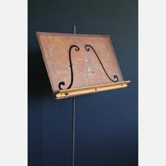 Antique Music Stand now featured on Fab.
