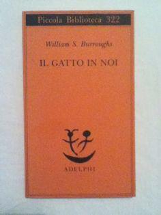 BookWorm & BarFly: Il gatto in noi - William S. Burroughs (1986)