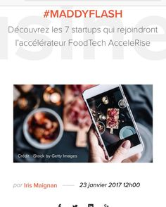 #mondaymotivation our #Startup featured @bymaddyness  #FoodTech  & #WineTech  officially trending in #France!  Check our #innovation for #winelovers link in bio http://temperature.wine  Cheers!!!