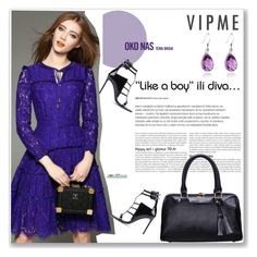 """VIPME"" by amra-mak ❤ liked on Polyvore featuring Barbara Bui, women's clothing, women, female, woman, misses, juniors and vipme"