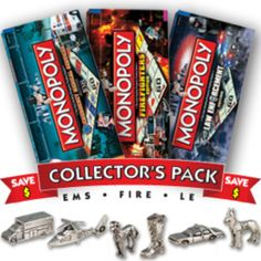 Fire, EMS, and Law Enforcement Monopoly