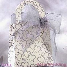 BeterWeddingの工場卸売TH004_Pinkの結婚の装飾および結婚の好意箱として紫色のハンドバッグの好意箱の使用