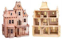 Beacon Hill Dollhouse Kit