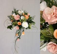 Bouquets de mariées - Bouquets ronds - BOUQUET printemps