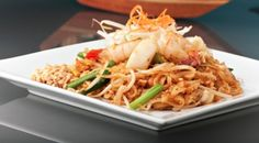Here's a simple dish that will save you money (and calories) at the take away. A healthy Asian inspired Pad Thai is a great way to pack in lots of healthy vegetables as well as some nutritious seafood. Shellfish such … Continue reading → Thai Recipes, Seafood Recipes, Asian Recipes, Cooking Recipes, Healthy Recipes, Asian Foods, Hawaiian Recipes, Fish Recipes, Healthy Foods