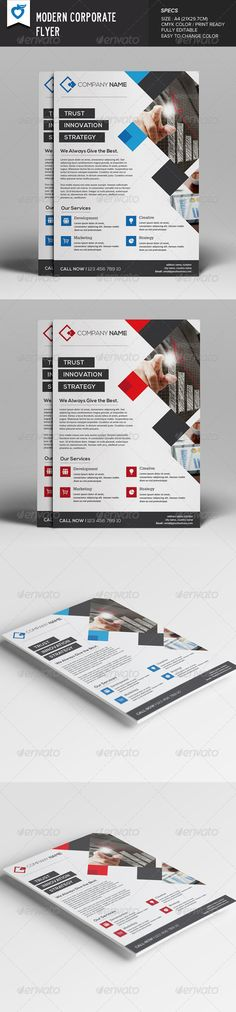 Corporate Flyer Flyer template - car for sale flyer template