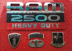 502nd Airborne Infantry Berlin Brigade RAM edition
