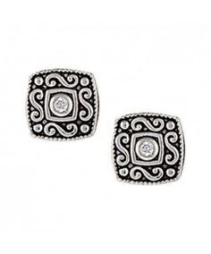 Montana Silversmiths Vintage Charm Prairie Oasis Earrings