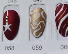 Exactly what is Digital Toenail Art? Christmas Nail Designs, Christmas Nail Art, Xmas Nails, Holiday Nails, Top Nail, Toe Nail Art, Nail Arts, Winter Nails, Nails Inspiration