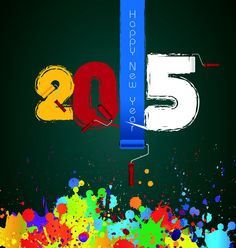 Happy new year 2015 to you