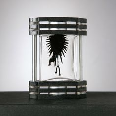 Quantum Ferrofluid Display by Concept Zero #display, #innovative, #science
