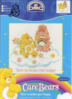 Care Bears 1 of 4