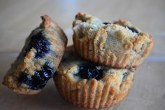 I recently had my family over for brunch and I made a batch of blueberry muffins (non- AIP) for them. I thought it was only fair that I make an AIP version for myself so I started playing around wi…