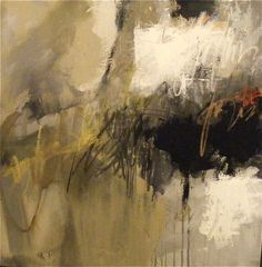 "Charles Emery Ross  artandloves:      ""Westside #3"", 24 x 24"", mm/c"