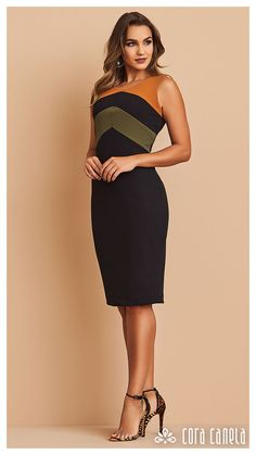 Check Dress, Pattern Fashion, Trendy Outfits, Ideias Fashion, Plus Size, Couture, Formal Dresses, My Style, Womens Fashion