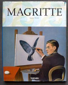 2016 Santa Wishlist - Book about Magritte by Taschen