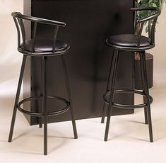 Shop Coaster Fine Furniture Swivel Bar Stool (Set of at Lowe's Canada. Find our selection of bar stools at the lowest price guaranteed with price match. Bar Table And Stools, Bar Stools With Backs, Black Bar Stools, Outdoor Bar Stools, Wood Bar Stools, Modern Bar Stools, Swivel Bar Stools, Bar Chairs, Bar Tables