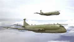 BAe Nimrod R1 RAF.
