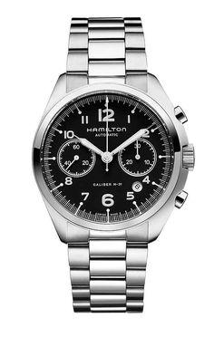 Hamilton Evokes its Aviation Heritage with New Khaki Pilot Pioneer Pilots� Watches