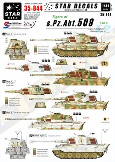 B TIGER del 506 abteliung Military Paint, Military Armor, Tiger Ii, German Soldiers Ww2, German Army, Army Vehicles, Armored Vehicles, Winter Camo, Rc Tank