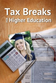Tax Breaks for Higher Education Financial Peace, Financial Literacy, Ways To Save Money, Money Saving Tips, Saving For College, College Tips, College Savings Plans, Student Loan Forgiveness, Show Me The Money