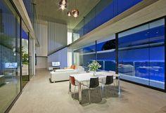 Casa Breust diseño minimalista / Arquitectos JUO, Australia