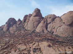 Montaña de Spitzkoppe, región de Damaraland, Namibia