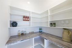 Homeowners and renovators are placing walk-in pantries high on their wish list making this cost effective kitchen addition to hard to refuse.