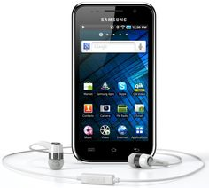 Samsung Galaxy 4.0 Android MP3 Player w/Wi-Fi 802.11 b/g/n internet access, front and rear cameras for video calling, and up to 32 GB internal storage. Price starting at $199.00