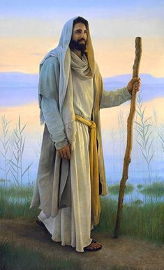 Lord Jesus the king of kings Greg Olsen Art, Jesus Christ Painting, Pictures Of Jesus Christ, Pictures Of God, Lds Art, Christian Images, The Good Shepherd, King Of Kings, God Jesus