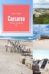 This short post gives you an overview of Caesarea National Park, Israel, and its sights. Includes detailed info on public transport to/from/in Caesarea.