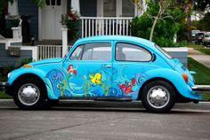 Little Mermaid Beetle!