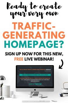 Want to create a kickass #homepage for your site together? In less than 1 hour? LIVE? Click here to save your seat for this FREE LIVE WEBINAR and discover how to create an ultimate traffic-generating homepage that generates hundreds of new leads and sales every week! home page design | home page | home page pinterest | home page wallpaper iphone | home page blog | The Home Page | Jordan Essentials Official Home Page | Lender Home Page | Home page | home page | Home page design Pinterest Home Page, Online Marketing, Content Marketing, Media Marketing, Best Blogs, Online Entrepreneur, Blogging For Beginners, Make Money Blogging, Pinterest Marketing