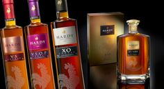 Cognac Hardy – H. Mounier on Packaging of the World - Creative Package Design Gallery