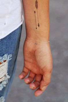 #arrows #tattoo #girly #ink