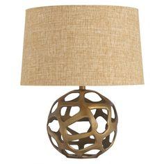 ARTERIORS Home Ennis Table Lamp | AllModern  Contactame muestras de la Expo de Guadalajara a la venta