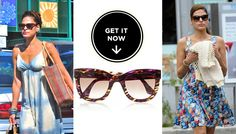 eva mendes thierry lasry sunglasses - Google Search