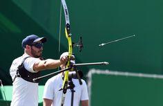 Day 1: Archery Men's Team - Lucas Daniel of France