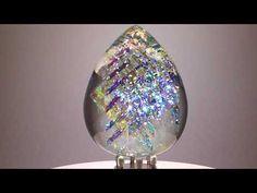 CrossCut ViviOvo - Glass Sculpture by Jack Storms Jack Storms, Glass Art, Sculpture, Youtube, Collection, Instagram, Resin, Art, Jar Art
