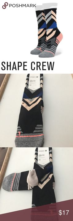 Stance Fusion Athletic women's socks size s-m 5-8 BRAND NEW with tags stance women's Fusion Athletic women's socks fit number 557 size s/m 5-8 stance  Other