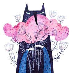 (4) Tumblr Illustrations by Madalina Andronic
