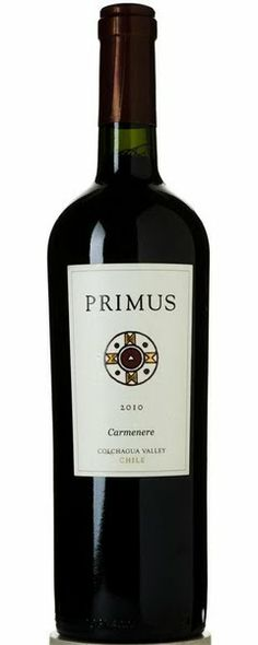 Veramonte Primus Carmenere, Colchagua Valley, Chile What the Wine Critics Thought: Wine Advocate 90 Points The 2010 Carmenere is a glass-coating opaque purple color. Balsam wood, wild berries, brier, and herbal notes inform the nose of a dense, plush, savory wine. Mouth-filling, ripe, and pleasure-bent, it is an excellent value that will provide enjoyment 2012-2018. —JM