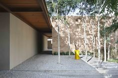 Gallery of Bourgainvile 2 House / Solange Cálio Arquitetos - 14  ~ Great pin! For Oahu architectural design visit http://ownerbuiltdesign.co