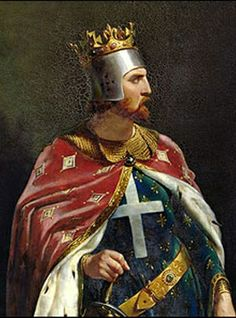 """Richard the Lionheart (1157 - 1199) - was King of England, who participated in the 3rd Crusade. Among Muslims he´s known as """"Melek-Ric"""" (""""King Richard""""). Why they called him the Lionheart? It´s because of size of his heart - it was bigger then the other ones."""