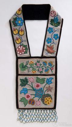 Native American Clothing, Native American Regalia, Native American Crafts, Native American Beadwork, Native American Fashion, American Art, Indian Beadwork, Native Beadwork, Seed Bead Patterns