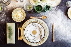 Los caterings y decoradores del momento preparan una mesa de Navidad en exclusiva para Vogue.es II: pia rubio