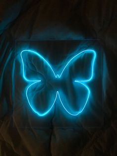 Butterfly Outline Neon Sign 12 inches x 12 inches or 18 inches x 18 inches or 24 inches x 24 inches (separate listing: Blue Aesthetic Pastel, Aesthetic Room Decor, Aesthetic Collage, Purple Aesthetic, Boujee Aesthetic, Aesthetic Pictures, Bedroom Wall Collage, Photo Wall Collage, Picture Wall