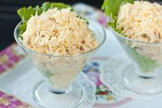 Салат из печени трески — классический рецепт