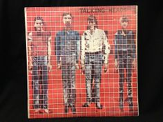 TALKING HEADS More Songs About Buildings & Food Sealed Vinyl Record LP